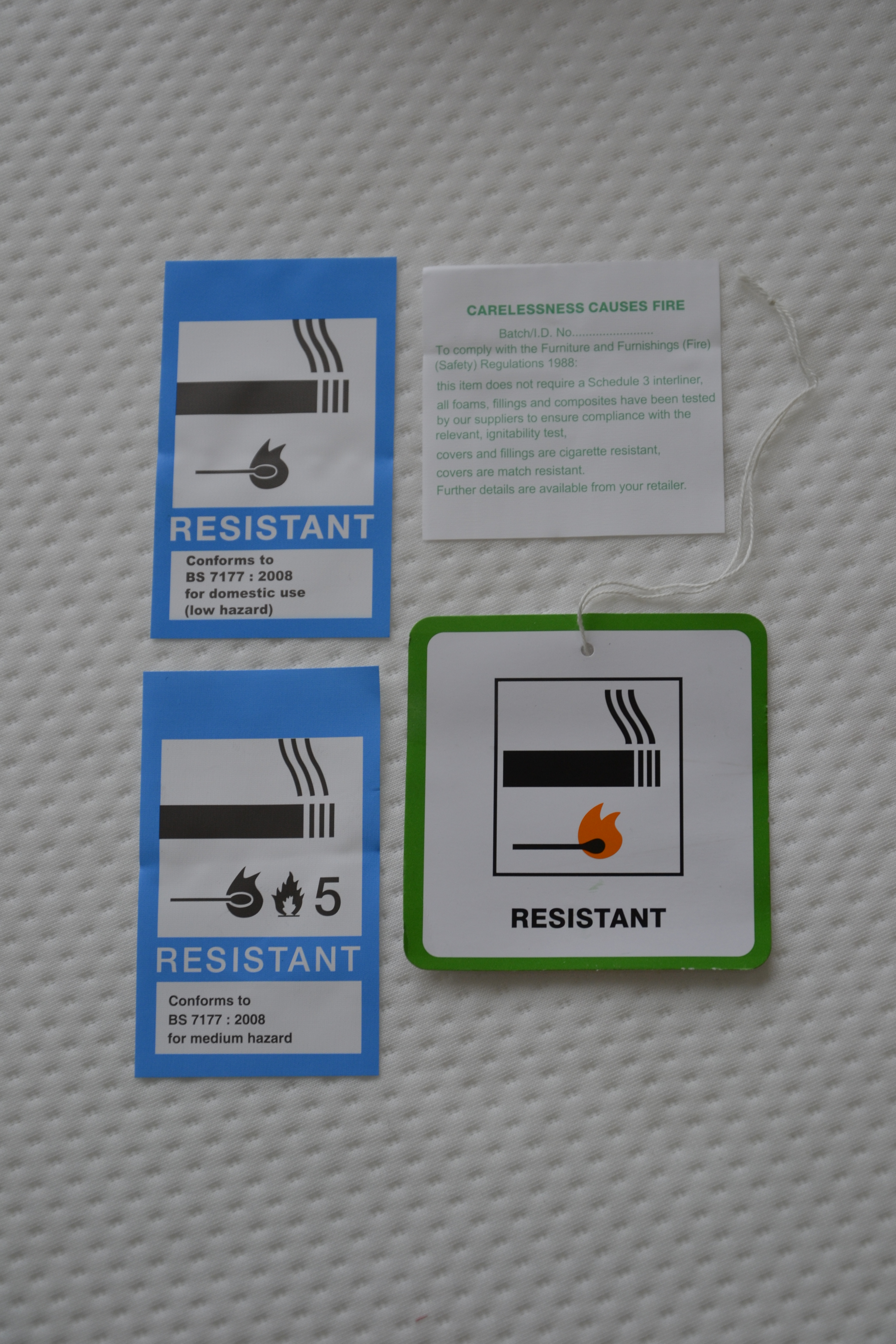 Bedding Components